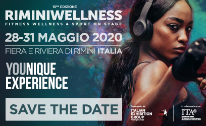 Banner RiminiWellness Save the date