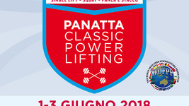 Single Lift Panatta Rimini Classic Powerlifting