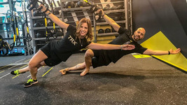 TRX Studio Line Planet Fitness Group